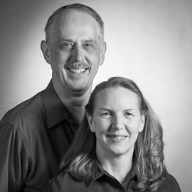 Jim and Susan Heeks, Food Service at Pearce Church in Rochester, NY