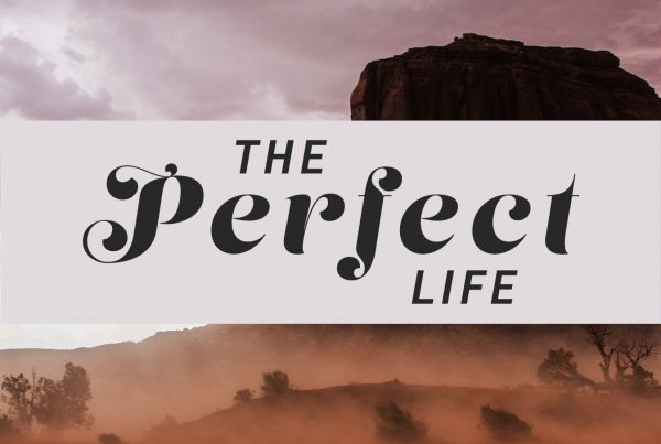 The Perfect Life sermon cover