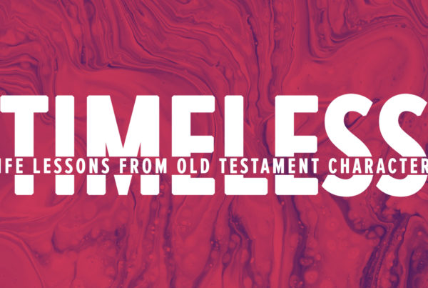 February 2020 Sermon Series at Pearce Church