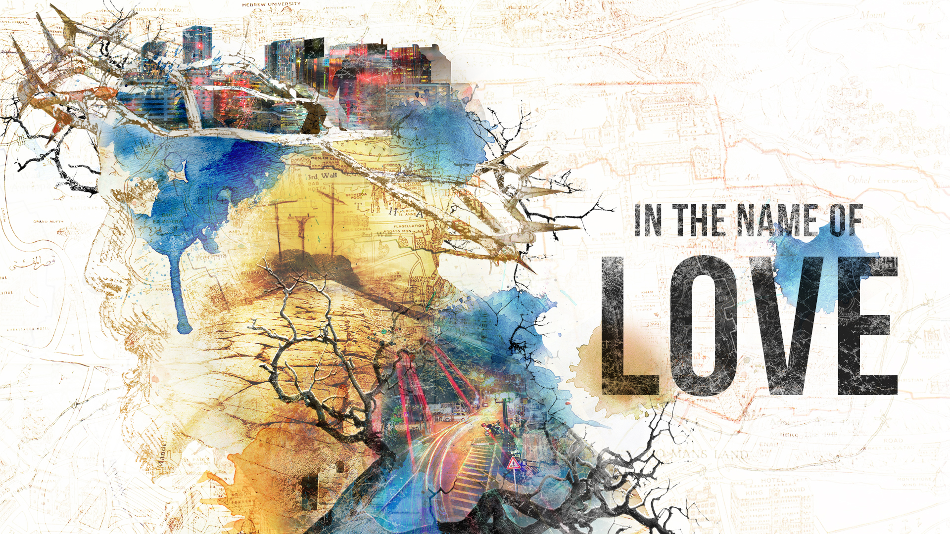 In the Name of Love sermon series at Pearce Church in Rochester, NY